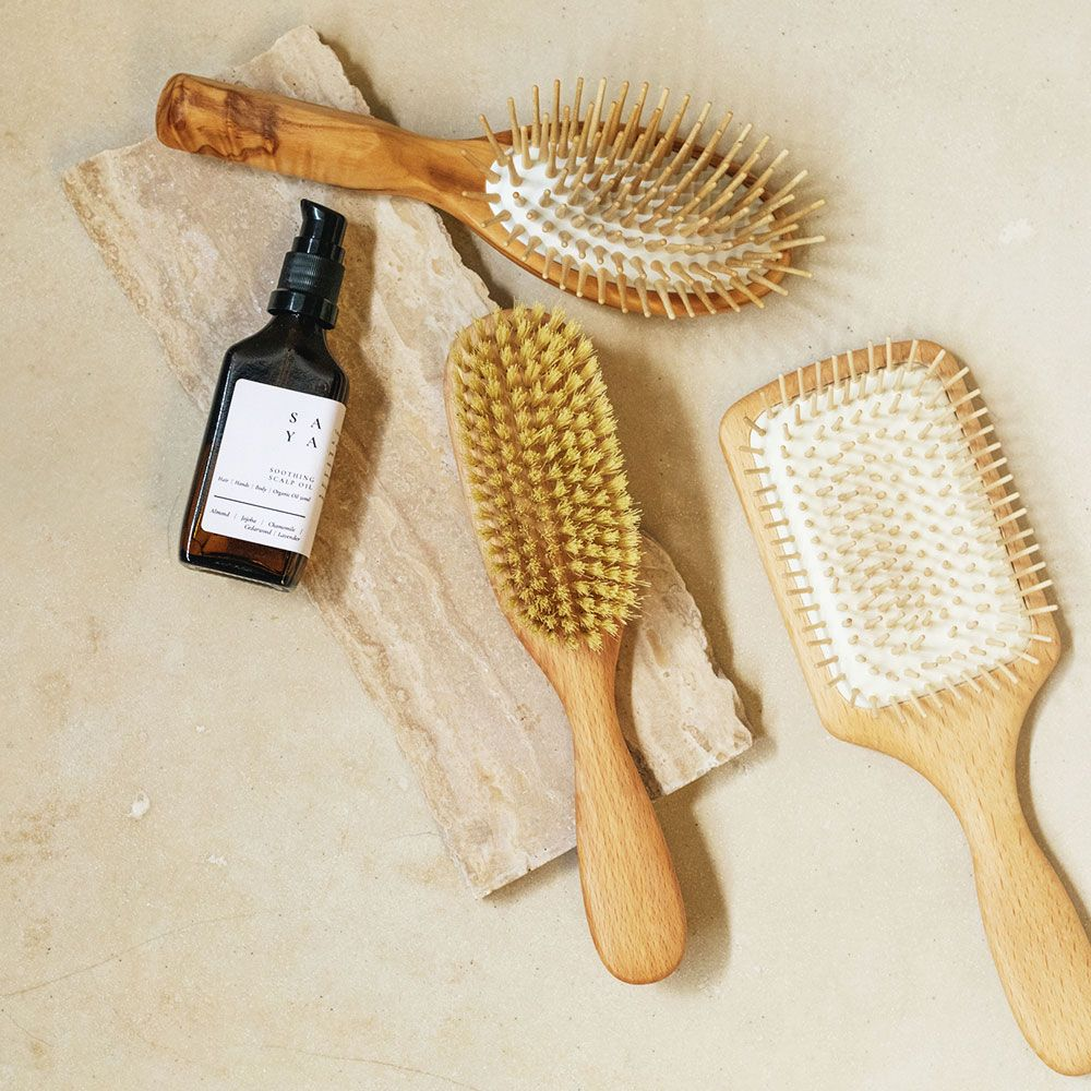 The Olive Brush