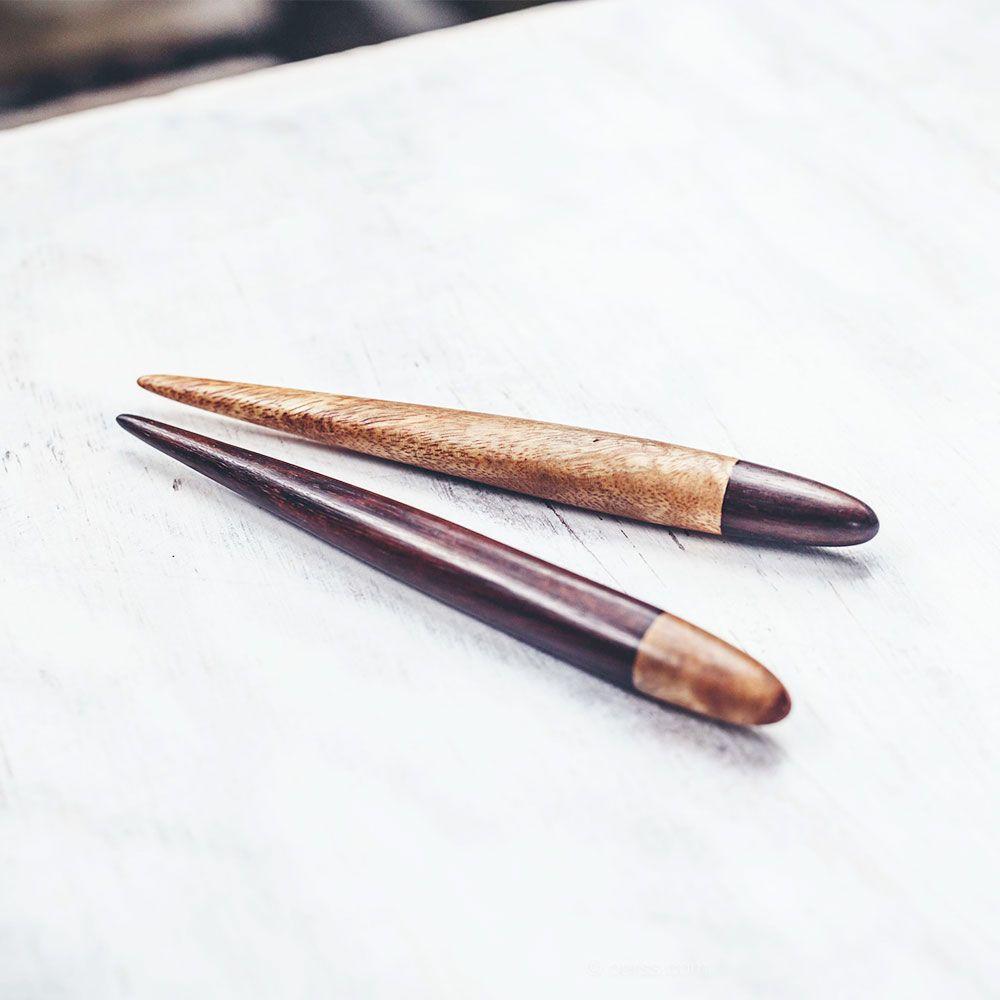 The Mini Pandan Hair Sticks