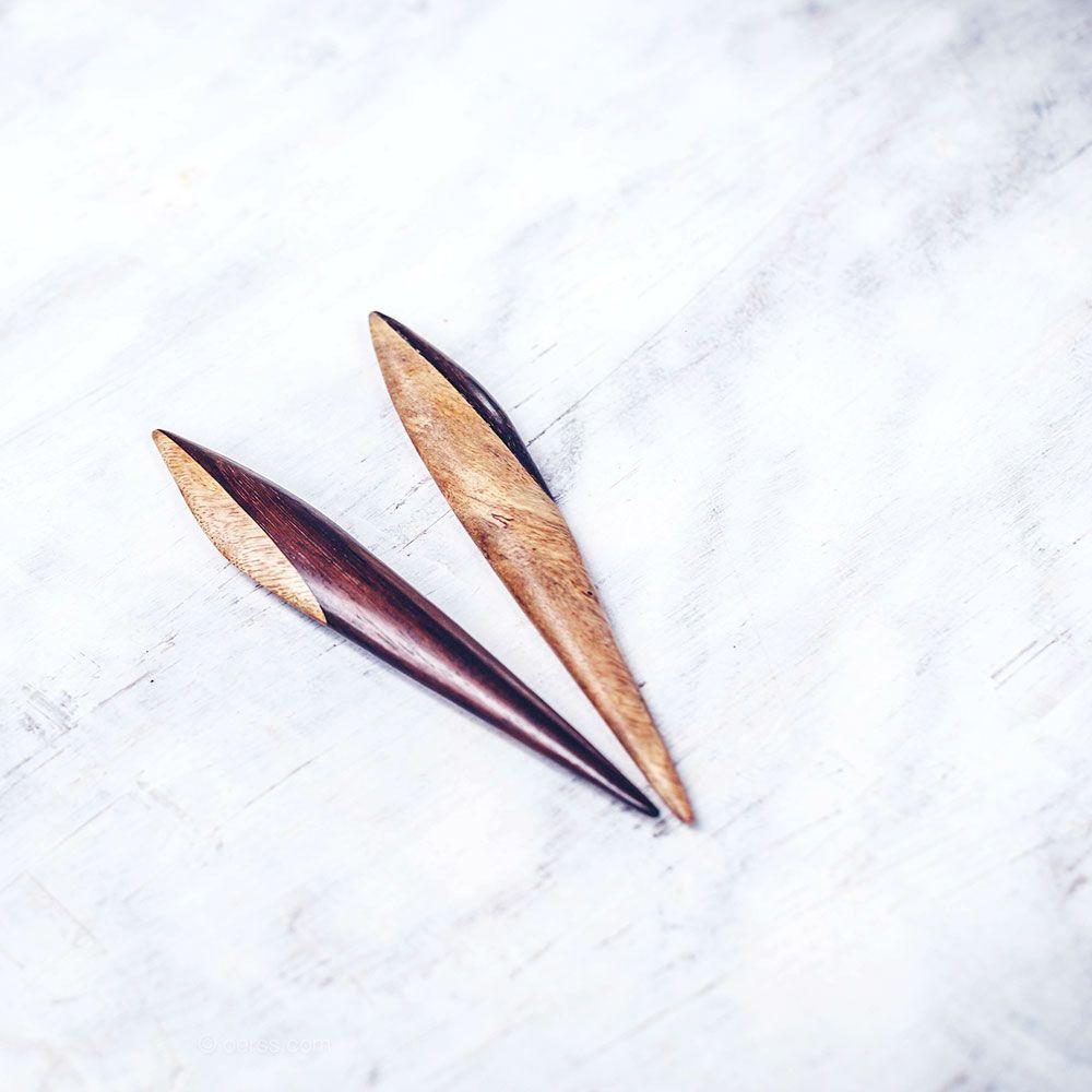 The Mini Palm Hairsticks