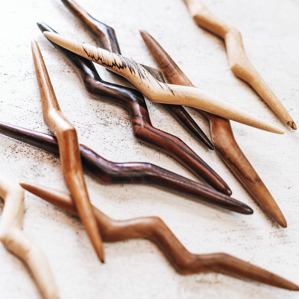 The Pala Hairsticks