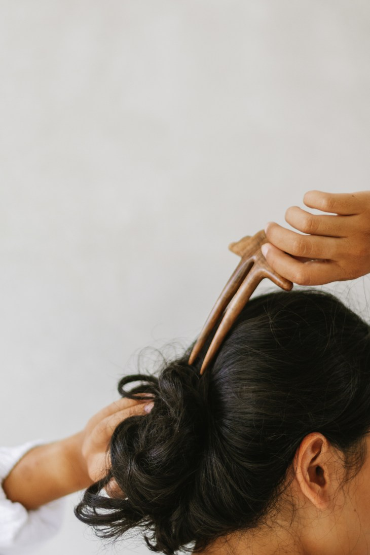 Switching to Wood and Why | The Benefits of using Wood on our Hair.