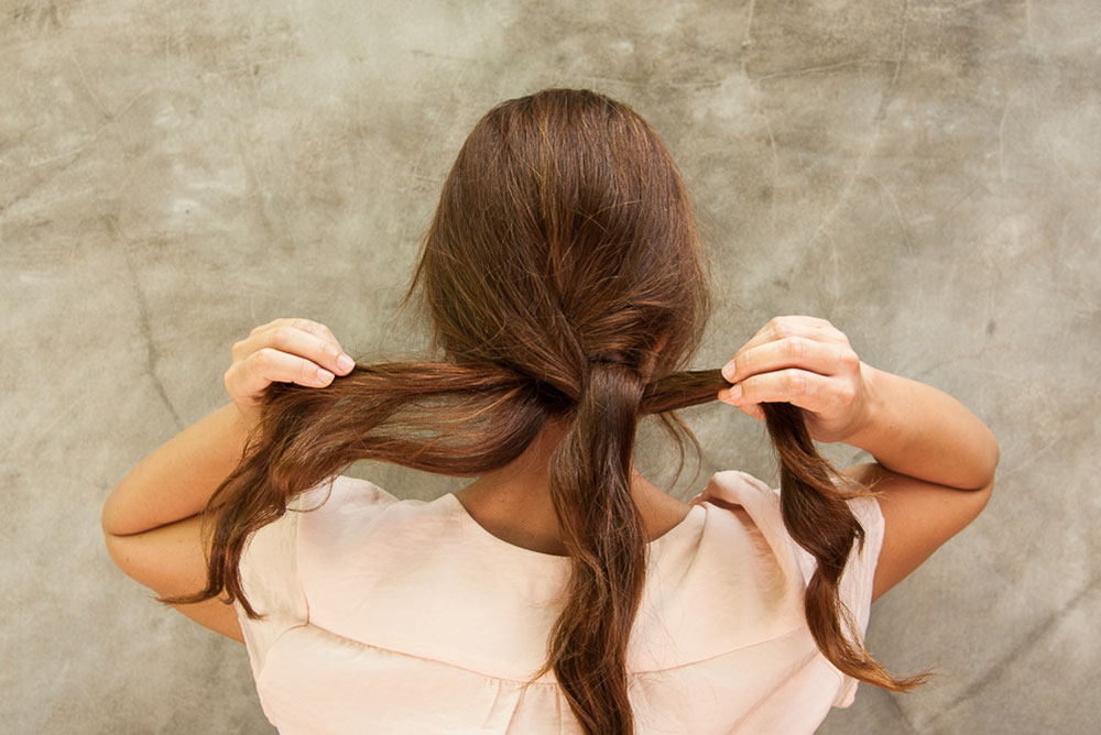 How To Use A Hair Stick Hair Stick Hair Fork And Hair Pin Tutorials