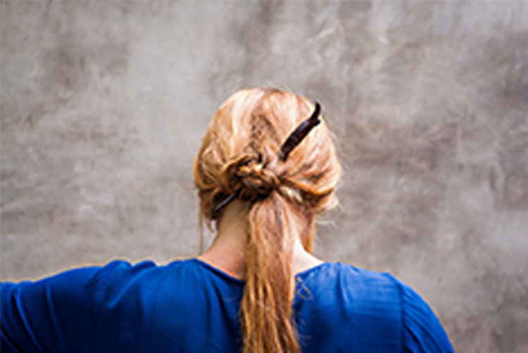 """How to do a """"Plaited Ponytail"""""""