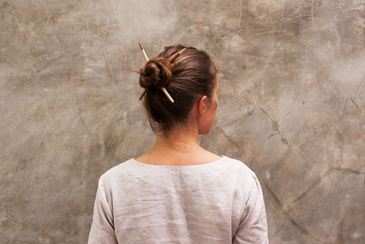 """How to do a """"Twisted Bun"""
